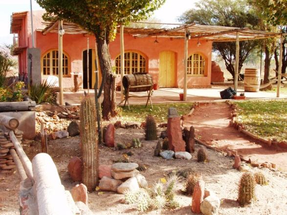 F81 Complejo eno-turístico Haras San José | Cabañas.com