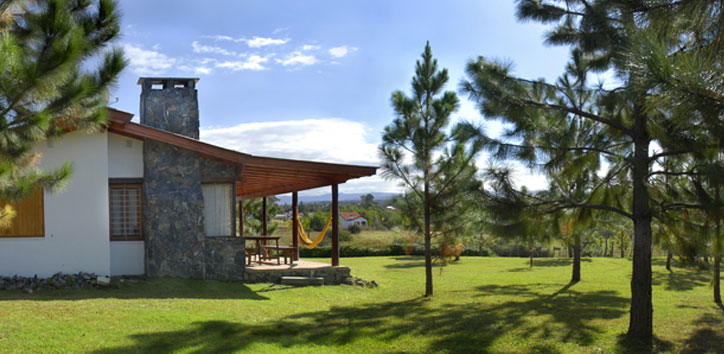 2 Cabañas Rincón de los Reartes Córdoba - Cabañas.com