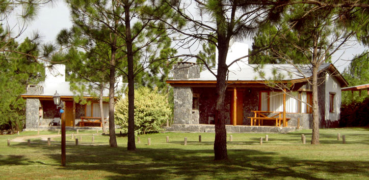 5 Cabañas Rincón de los Reartes Córdoba - Cabañas.com