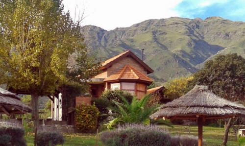 v1 Antawara Cabañas Merlo, San Luis