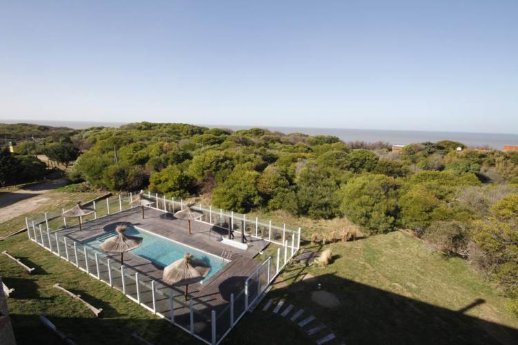 piscina Aguada Chica Cabañas (Carlos Paz) - Cabañas.com