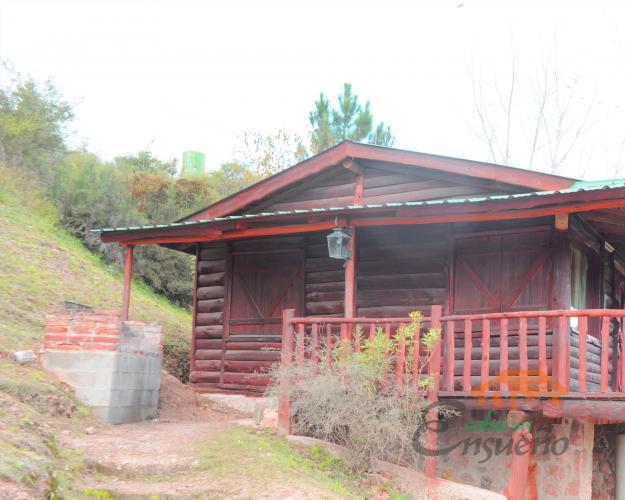 cabaasensueocabaadetroncoalquilarcabaasportemporadavillacarlospaz18 Cabañas Ensueño Villa Carlos Paz - Cabañas.com