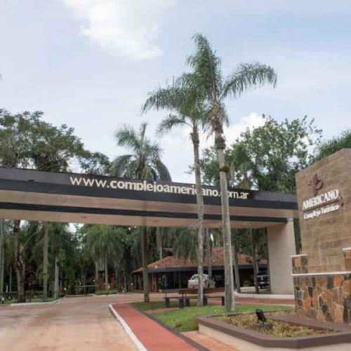 2 Complejo Turístico Americano Puerto Iguazú
