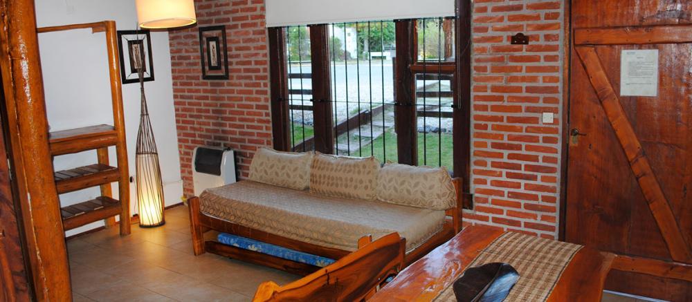 fotoslomaescondidaduplexycabanias03 Loma Escondida Apart Cabañas & Spa Villa Gesell