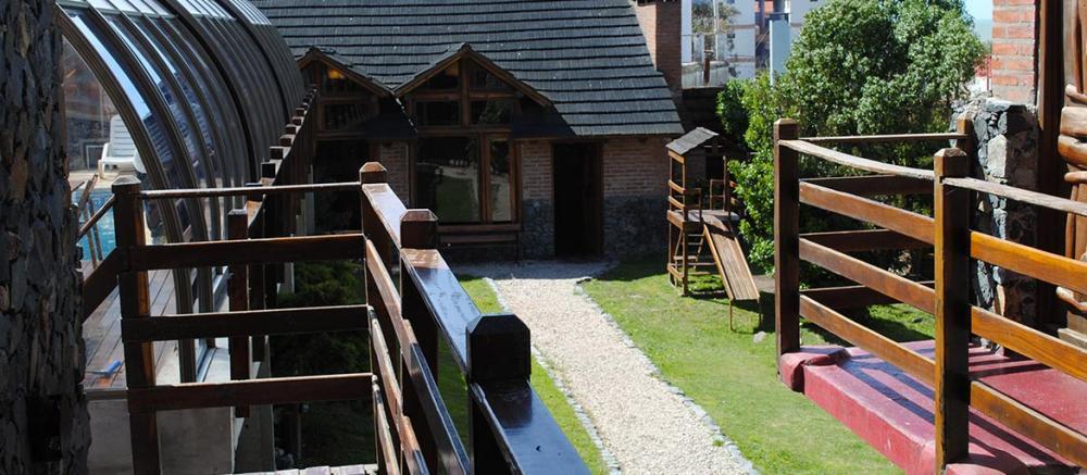 fotoslomaescondidainicio04 Loma Escondida Apart Cabañas & Spa Villa Gesell