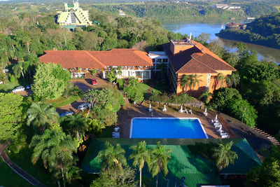 racesesturinvistaarea011 Raices Esturion Lodge Iguazú