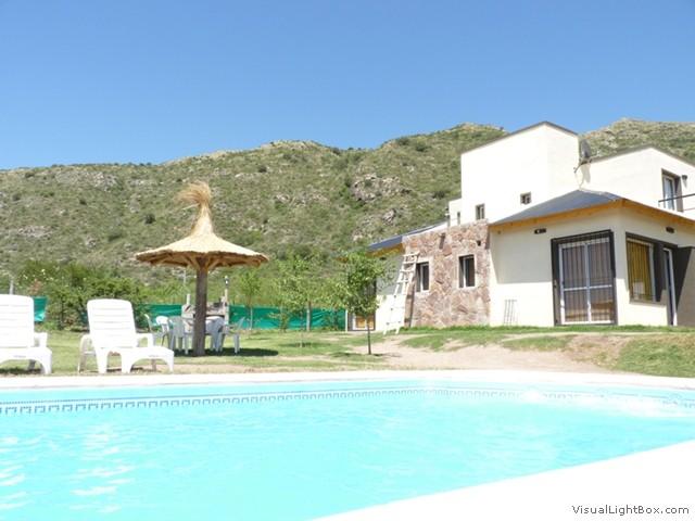 parque1 Complejo Cerros del Sol Potrero de los Funes Cabañas