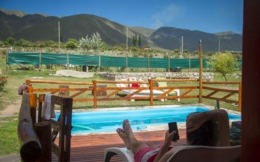 piscina_y_solarium Apart del Valle Tafi del Valle