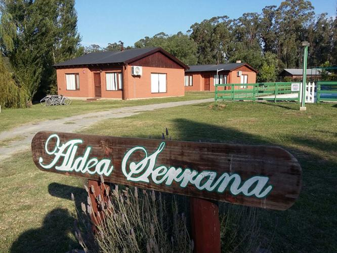 1g Aldea Serrana en Tandil Cabañas