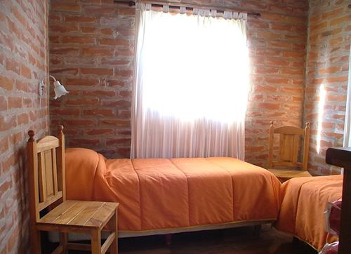 2g Aldea Serrana en Tandil Cabañas