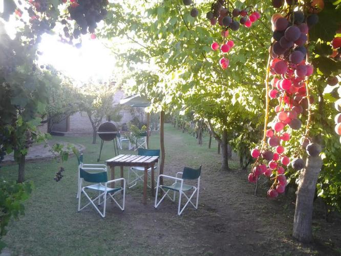 2 Complejo Los Ciruelos, San Rafael Mendoza