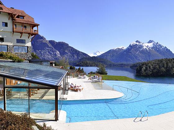 spafitness1 Llao Llao Hotel & Resort, Golf-Spa San Carlos de Bariloche