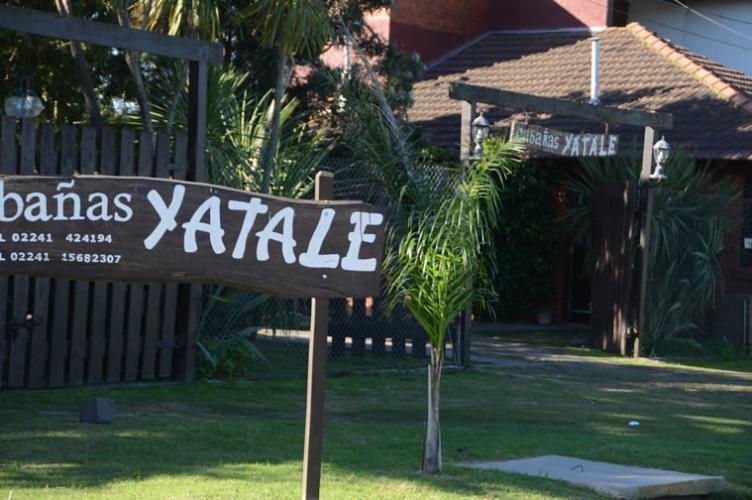 imginicioYatale1 Yatale Cabañas en Chascomús