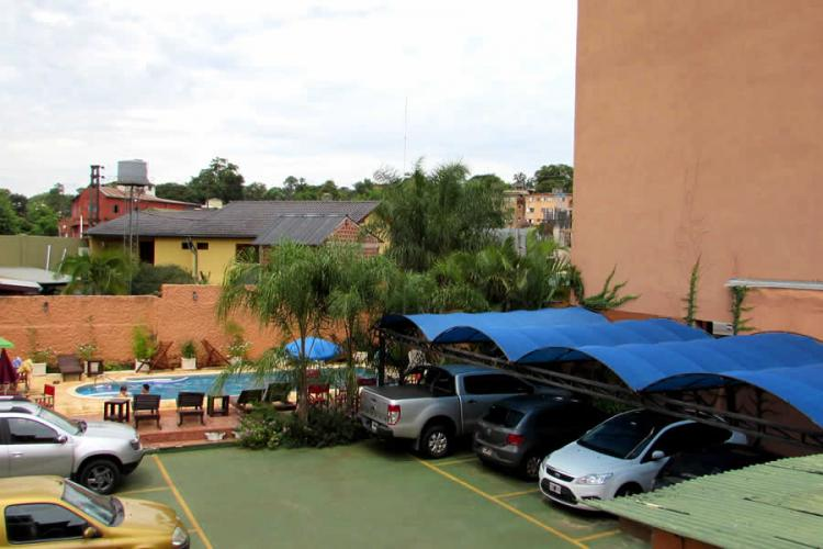 5 Bosetti Apart Hotel Iguazú