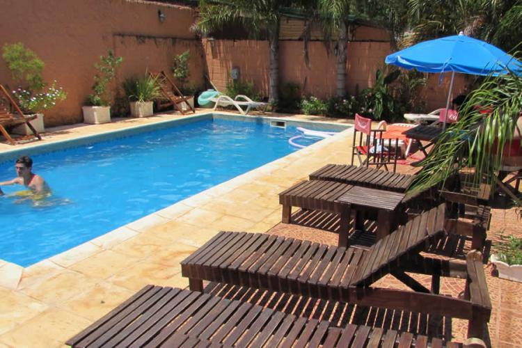8 Bosetti Apart Hotel Iguazú