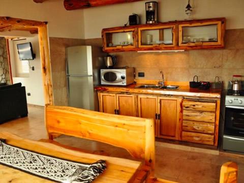 int1 Frontera Andina Cabañas en Caviahue - Cabañas.com