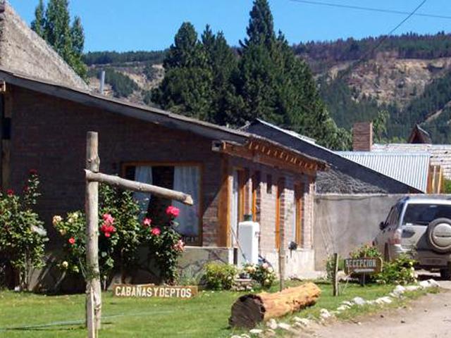 Cabañas El Rosal