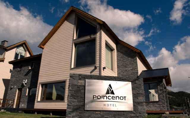 frente.hotel_.poincenot.chalten Hotel Poincenot Chaltén