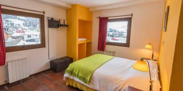 Habitacion_Doble_Rancho_Grande_Hostel Rancho Grande Hostel El Chaltén