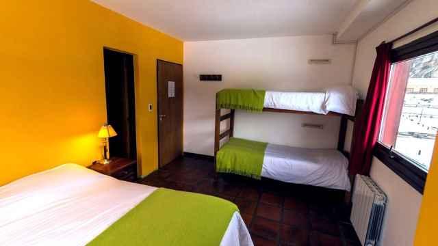 habitacion_triple Rancho Grande Hostel El Chaltén