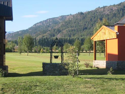 05 Golf Bil Cabañas en el Bolsón - Cabañas.com