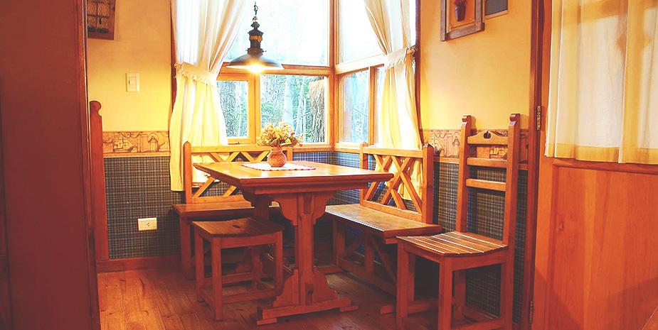 004 Aldea Nevada Cabañas en Ushuaia