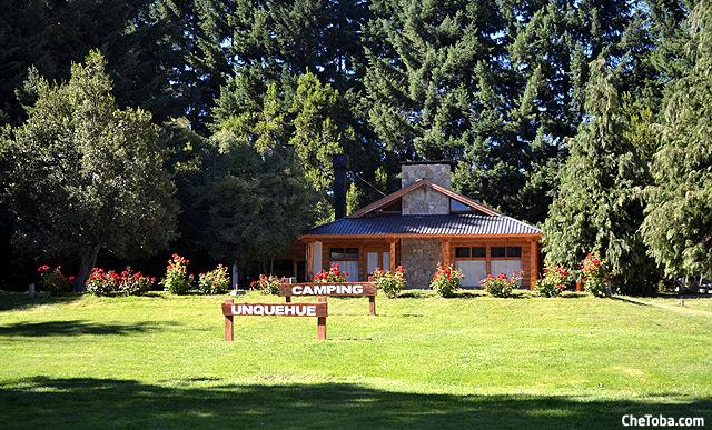 campingunqueuevillaangos Unquehué Dormis y camping Villa La Angostura