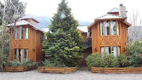 cabana6std Apart Hotel Del Tilo San Martín de los Andes