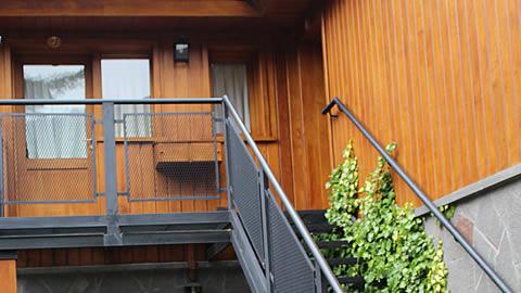 cabana6sup Apart Hotel Del Tilo San Martín de los Andes