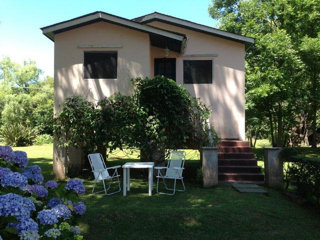 1 Villa Elda Cabañas en Delta del Tigre, alojamiento en cabañas