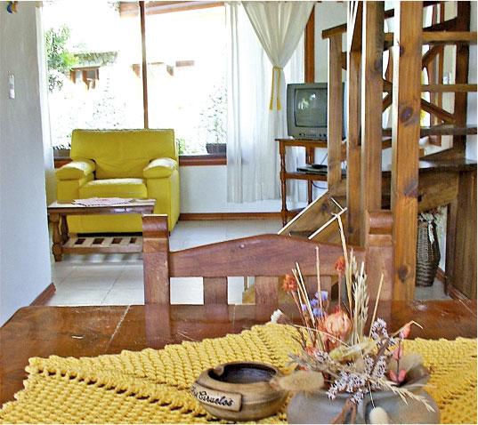 2 Cabañas Los Ciruelos (Villa Gesell) - Cabañas.com