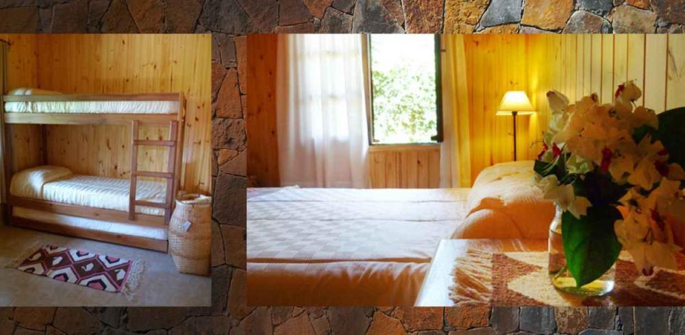 dormitorios Cabañas El Descanso Iguazú