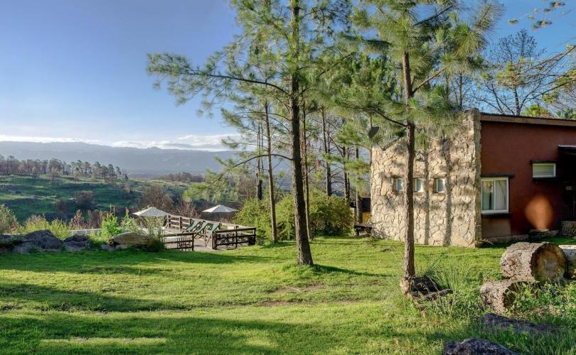 Monte Barranco vista al Valle
