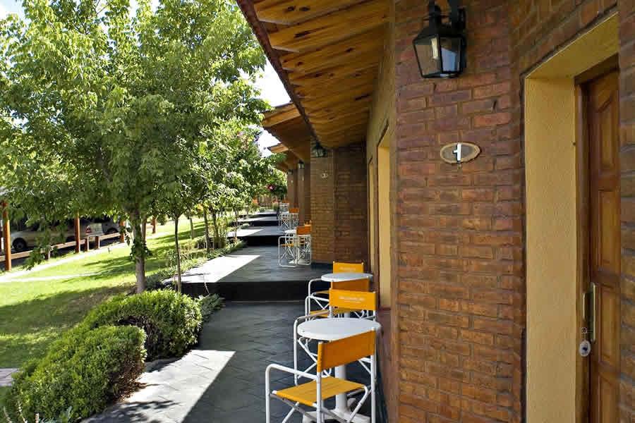 03 Balcón del Río, Hotel de Campo y Cabañas Mina Clavero