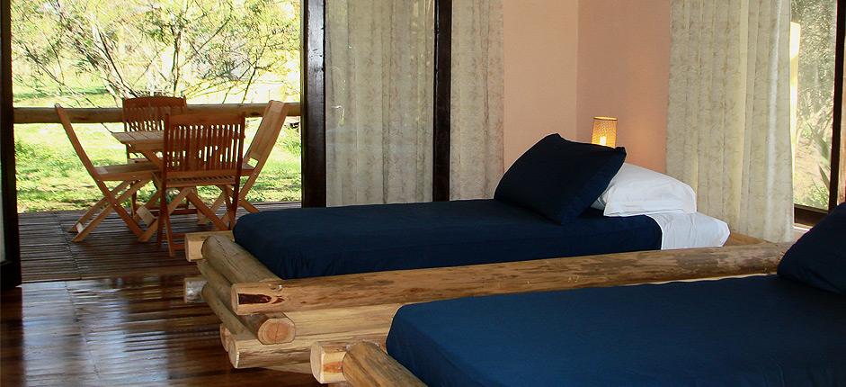 1 Irupe Lodge Cabañas en Esteros del Iberá