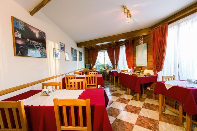 galeriafrente09 Linda Vista Apart Hotel Calafate