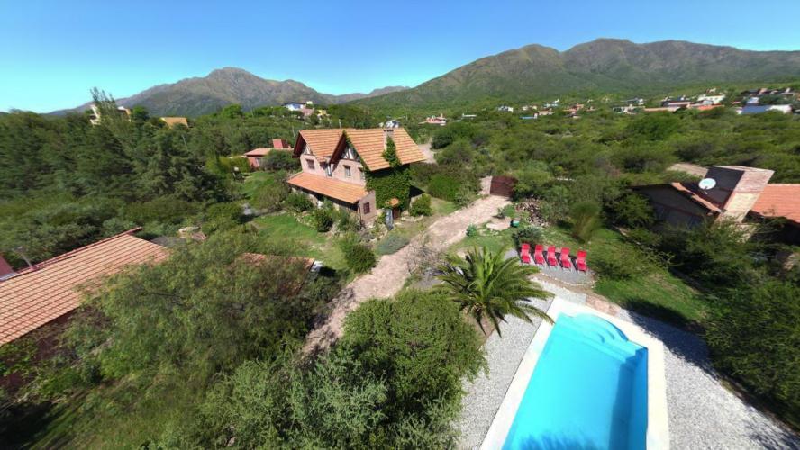 153660365 Cabañas Atardeceres en Capilla del Monte - Cabañas.com