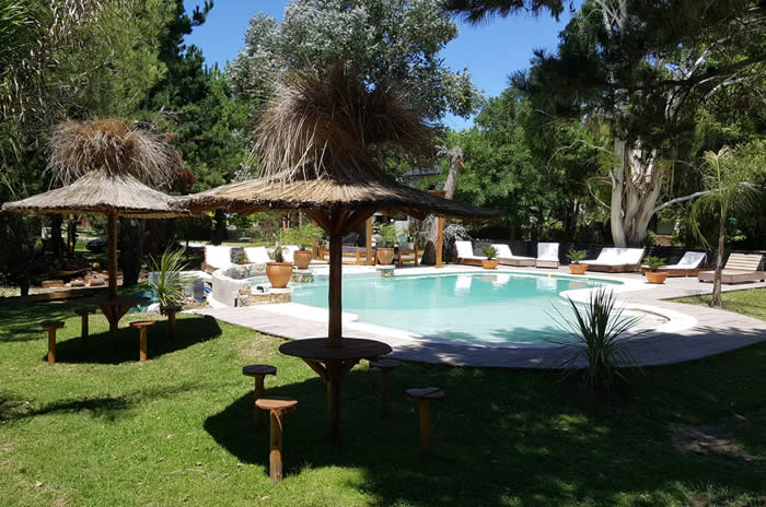 16 Brisas del Jagüel cabañas en Santa Teresita - Cabañas.com