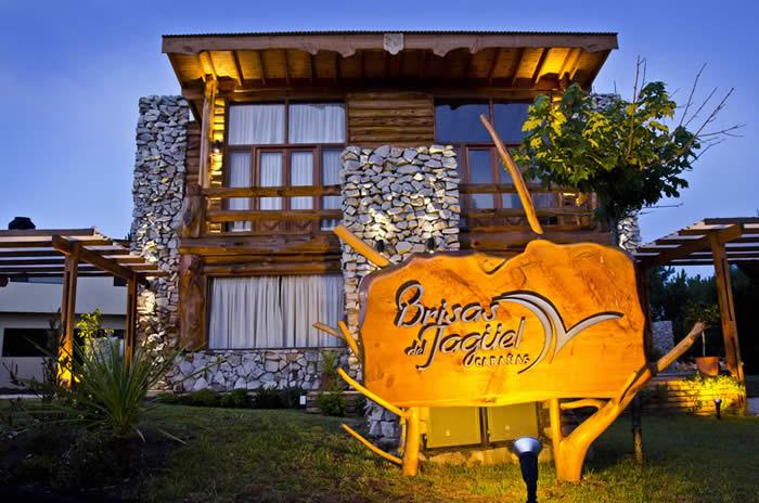 2 Brisas del Jagüel cabañas en Santa Teresita - Cabañas.com
