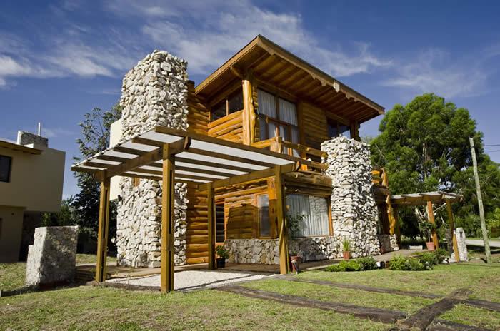 4 Brisas del Jagüel cabañas en Santa Teresita - Cabañas.com