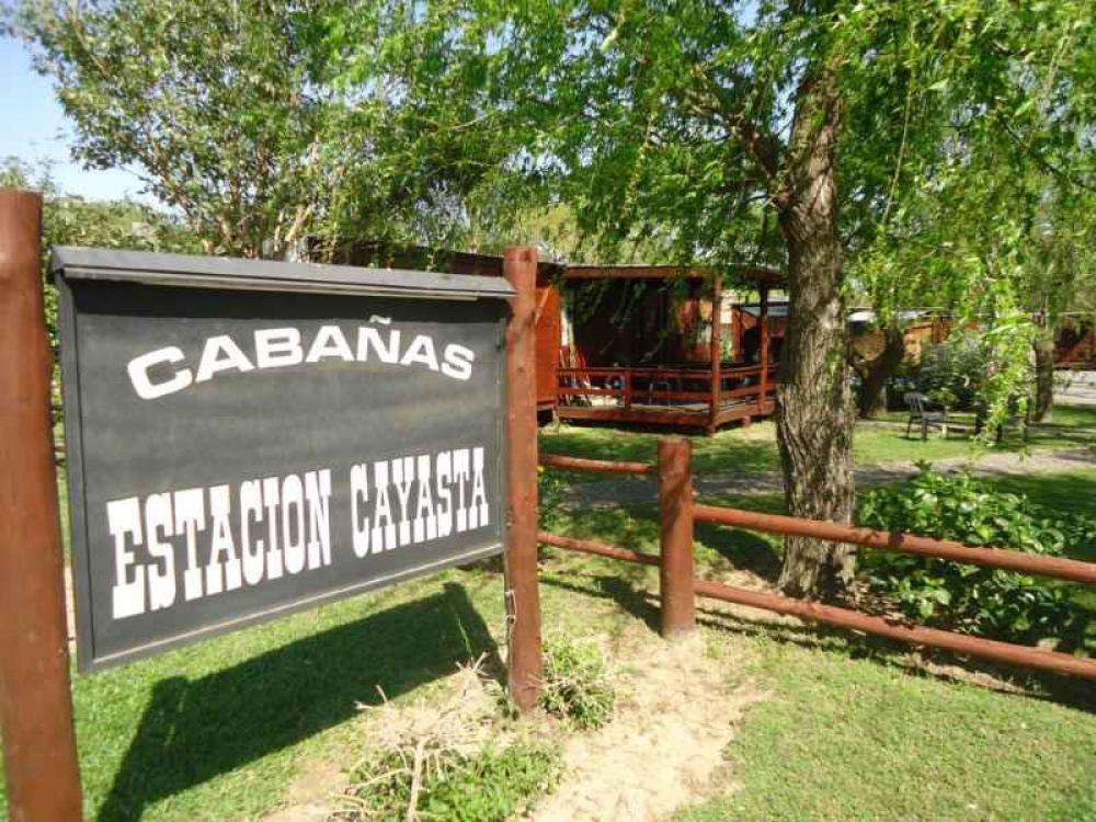 10305054_767771959914481_8748981772179468217_n Cabañas Estación Cayastá San Javier, Santa Fé