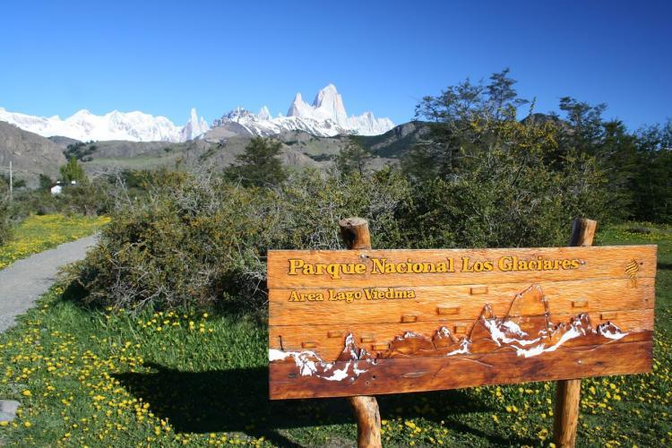 Parques Nacionales el Chaltén
