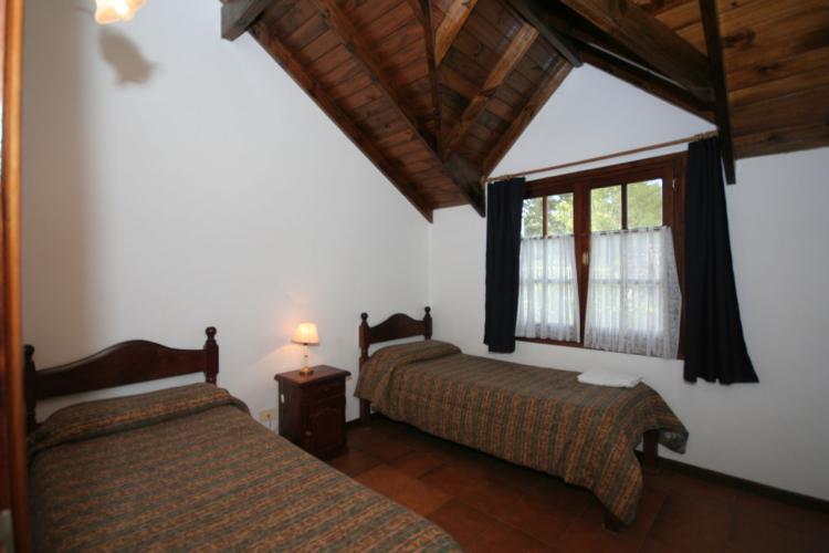 Dormitorio 3 2 camas simples separadas