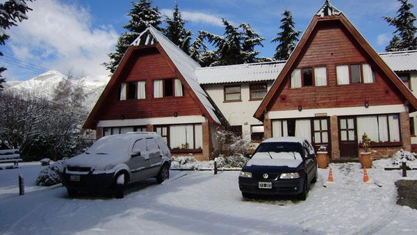 Invierno12014 Villa San Ignacio Cabañas en Bariloche