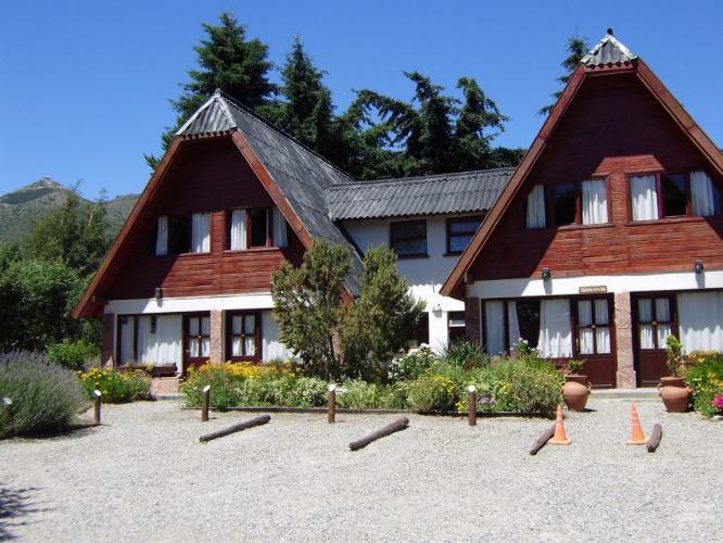 Verano6 Villa San Ignacio Cabañas en Bariloche