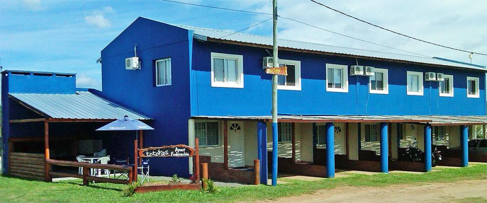 016 Totoras Apart Federación - Cabañas.com