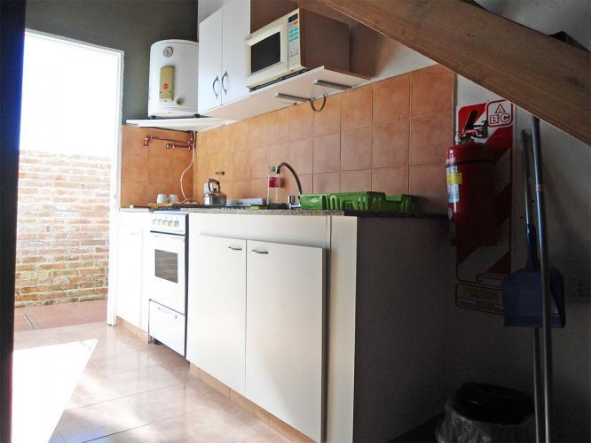 14 Totoras Apart Federación - Cabañas.com