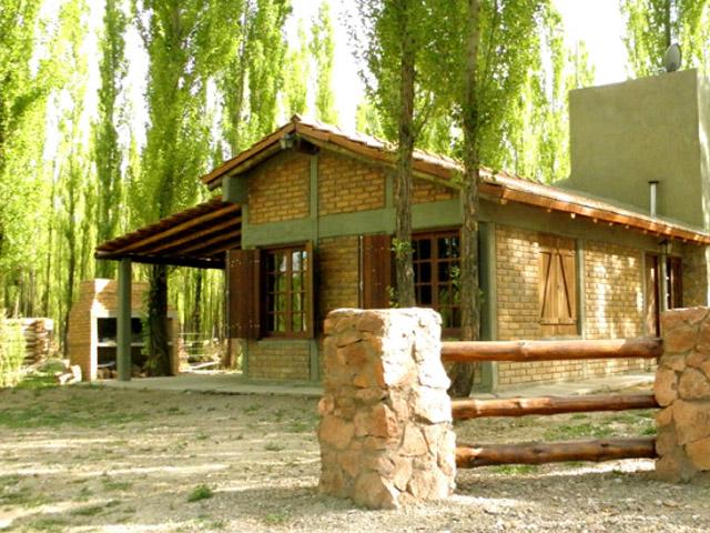 Tierra Huarpe Cabañas