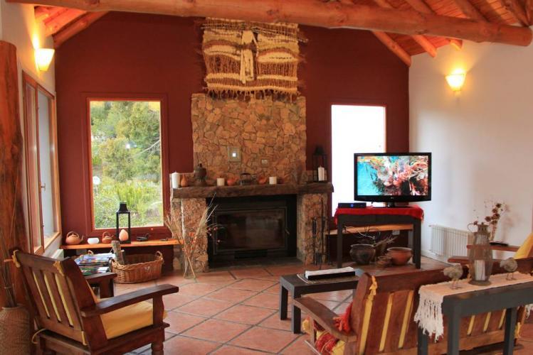 labalconadag1 Hostería La Balconada en Villa Pehuenia - Cabañas.com