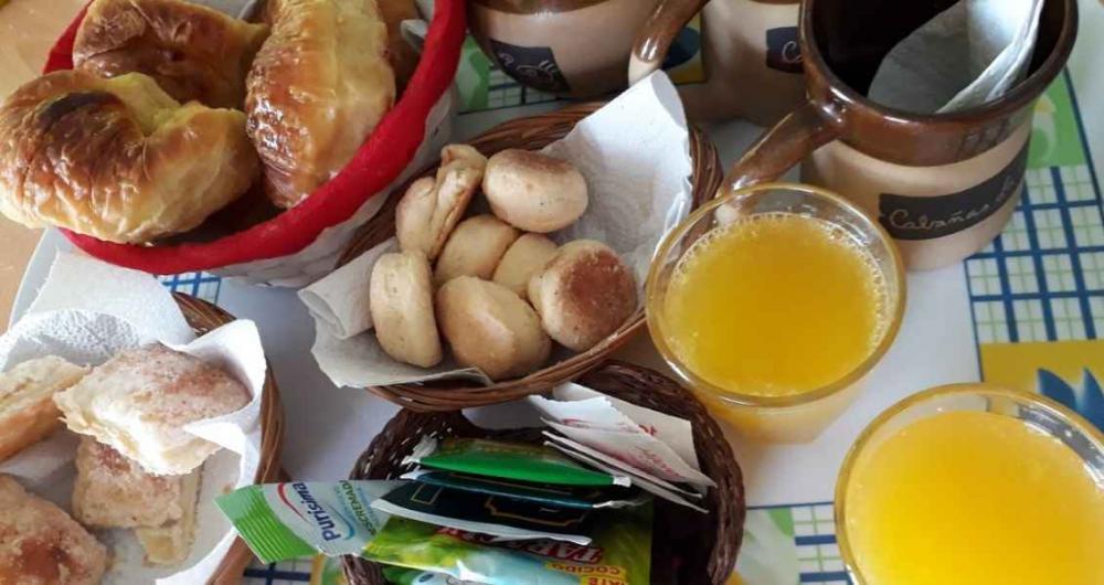desayuno La Viña - Chascomús